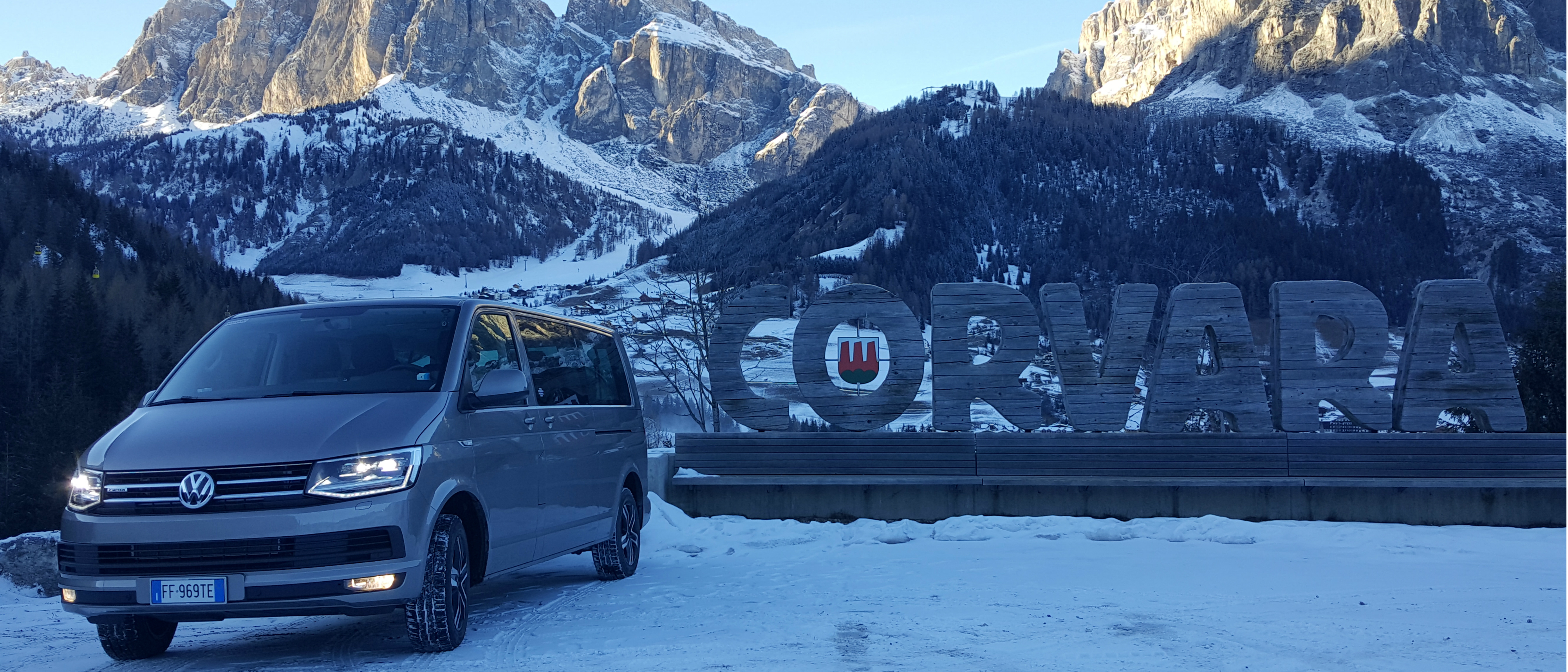 TRANSFER SERVICE FROM OR TO AIRPORTS AND TRAIN STATION TO CADORE AND THE DOLOMITES